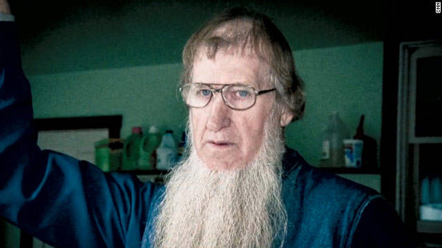 Sam Mullet, leader of a breakaway Amish sect in eastern Ohio, denies allegations he's running a cult.