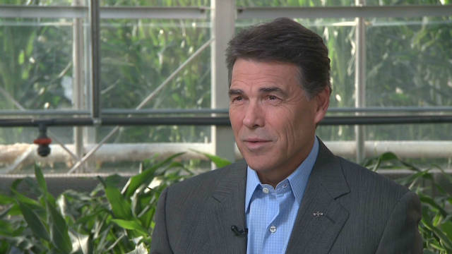 Perry: We don't owe Cain an apology