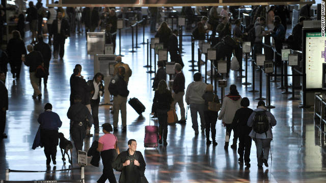 More than 23 million travelers are expected fly for Thanksgiving.  Millions more are hitting the roads.