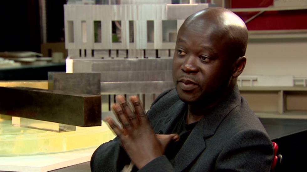 David Adjaye is one of the world's most sought-after architects. Born in Tanzania to Ghanaian parents he is now based in London.