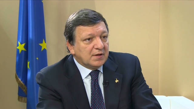 Barroso: Italy will overcome troubles
