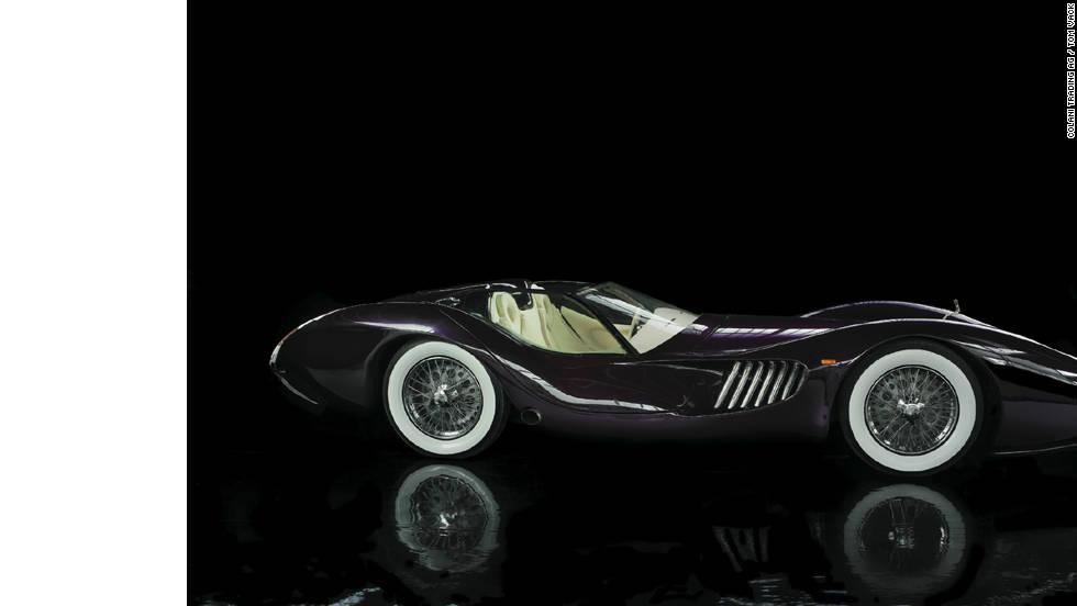 Colani 'Mega Roadster Horch,' 1996.