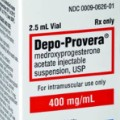birth control depo-provera box