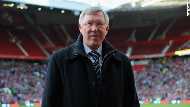 Ferguson Manchester United Reign Has Been A 'fairytale