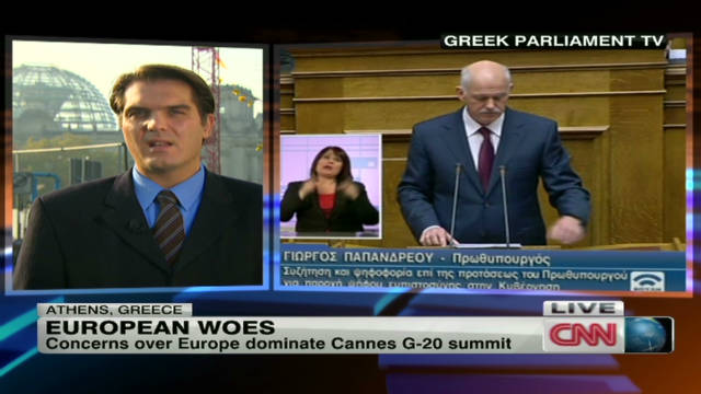What Europe makes of Greek vote