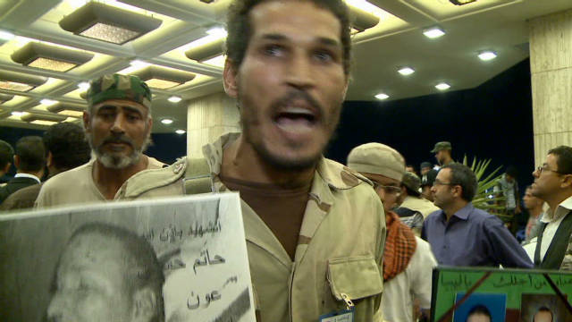 Libya's revolutionaries feel neglected