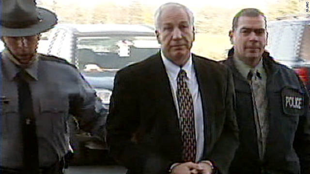 Sandusky lawyer denies charges