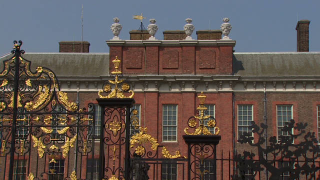 Prince William's palace upgrade