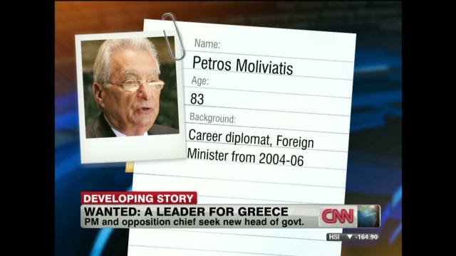 Who will become Greece's prime minister?