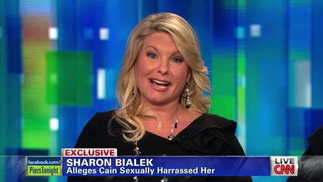 Sharon Bialek: I trusted Herman Cain