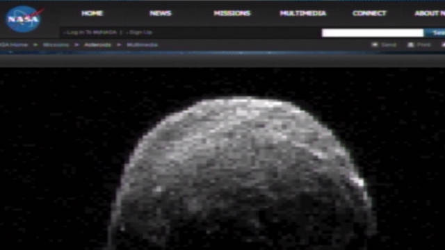 Asteroid to travel close to Earth