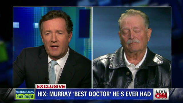 Patient: Murray loved Jackson