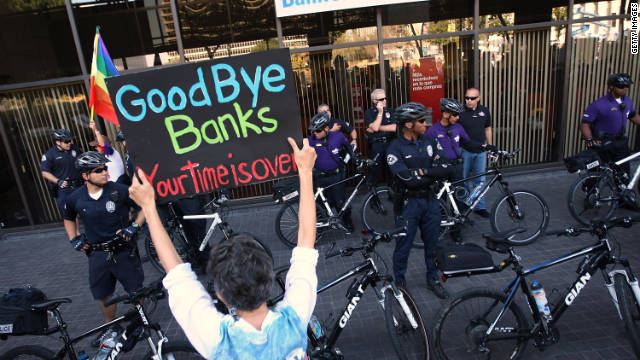 The Occupy Wall Street movement, which started in New York in September, has spread across major cities worldwide.