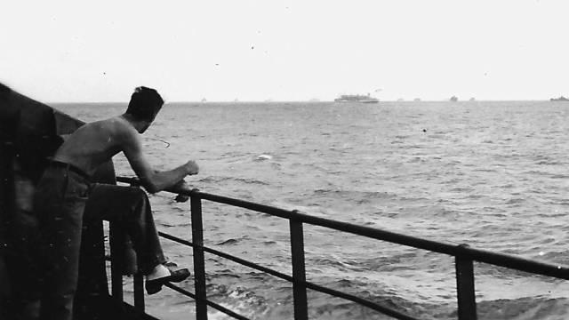 World War II vet still swinging