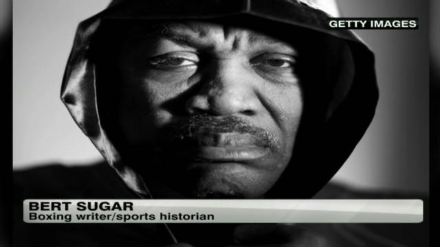 Remembering boxer Joe Frazier