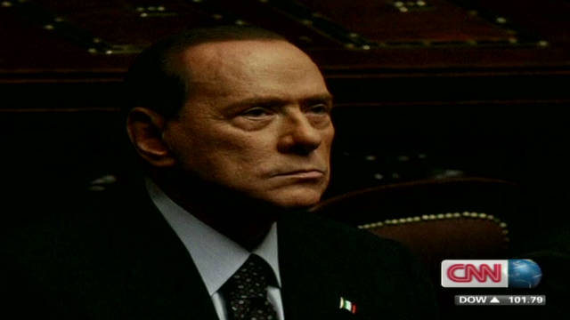 Berlusconi: Parliament is paralyzed
