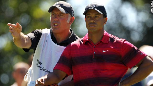 Tiger Woods said former caddie Steve Williams apologized for a racially-tinged remark and said the caddie was not a racist.