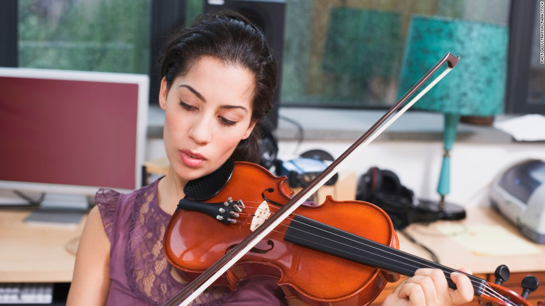 "Taking up new hobbies and learning a new musical instrument is associated with improved intellectual abilities according to Dan Hurley, author of ""Smarter: The New Science of Building Brain Power."""