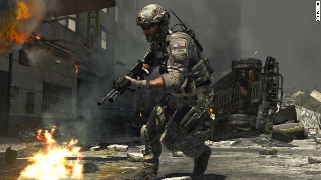 """Call of Duty: Modern Warfare 3"" sold more than 6.5 million units the first day, becoming one of 2011's biggest gaming stories."
