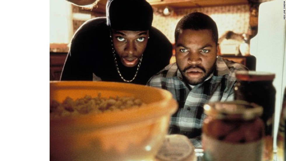 "Ice Cube and Chris Tucker's ""Friday"" could make for a hilarious, R-rated, musical comedy."