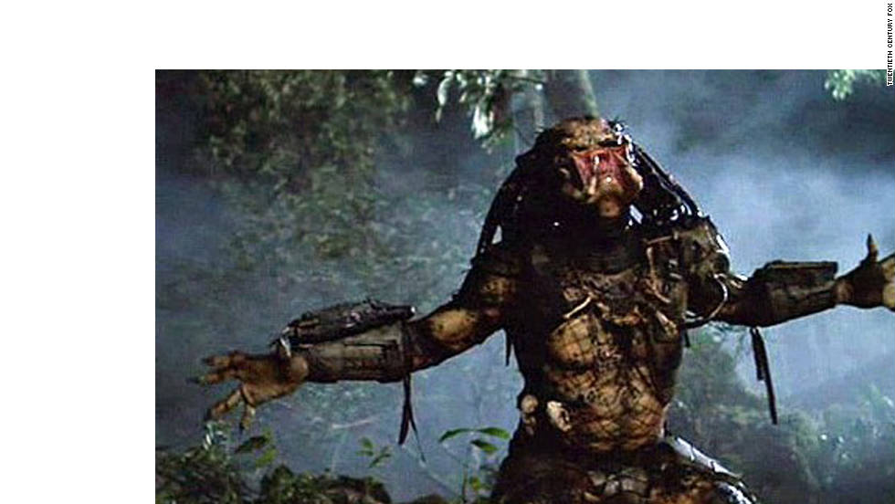 "How much cooler would ""Predator"" have been if all the extraterrestrials could sing and dance?"