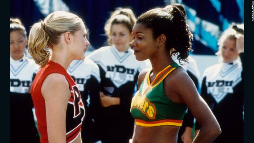 "<strong>""Bring It On"":</strong> Kirsten Dunst and Gabrielle Union star as a pair of high school cheerleaders whose teams are pitted against each other. <strong>(Netflix) </strong>"