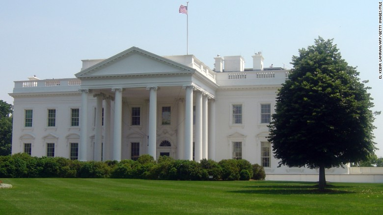 Driver of 'suspicious' vehicle sets off security alert at White House