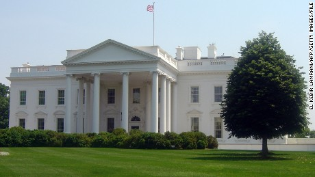 Person detained near White House had multiple weapons
