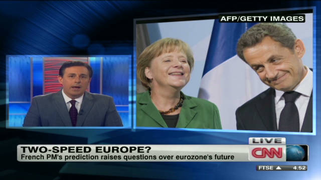 Are we headed toward a two-speed Europe?