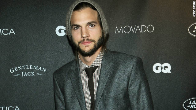 Ashton Kutcher posted a hasty tweet about the firing of Penn State's Joe Paterno, then apologized.