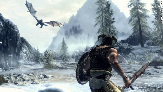 """The Elder Scrolls V: Skyrim,"" released in 2011, has sold more than 20 million copies."