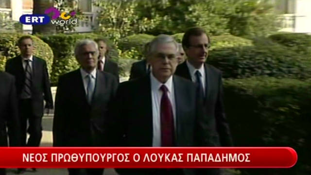 Incoming Greek PM to implement bailout