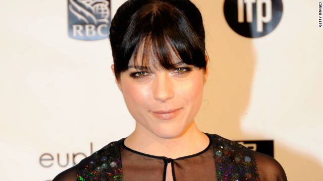 "Selma Blair is set to star in ""Anger Management."""