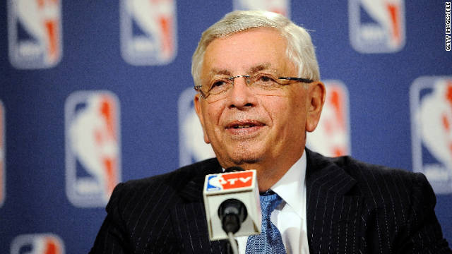 NBA commissioner David Stern said labor talks will resume Thursday as players and owners hope to end a lockout threatening to cancel the 2011-12 season.