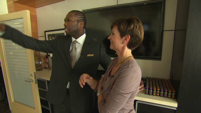 2011: 50 Cent turns businessman