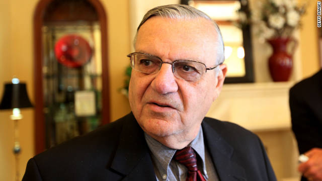 In his 18 years as sheriff of Maricopa County, Arizona, Joe Arpaio has embraced controversy.