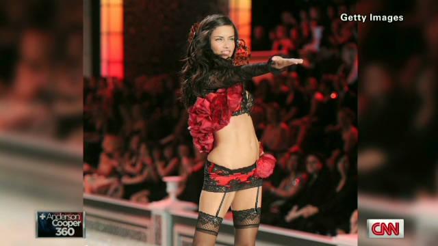 A Victoria's Secret model's diet