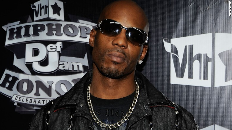 Rapper DMX found unconscious in hotel