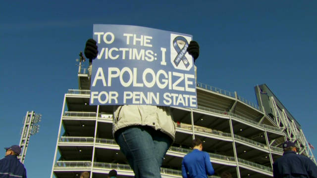 Penn State students move forward