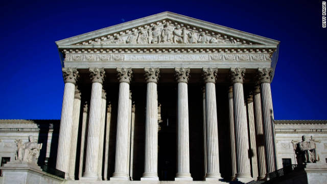 The U.S. Supreme Court heard arguments Tuesday on sentencing for juvenile offenders.