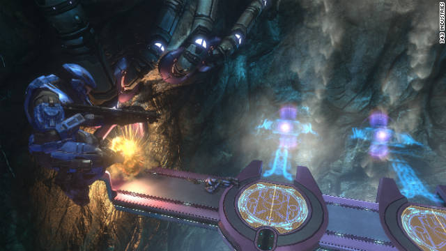 """Halo Anniversary"" remasters the graphics and audio from the 10-year-old game."