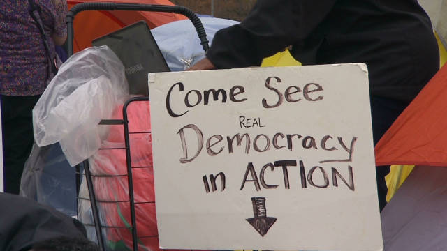 Who is Occupy DC?