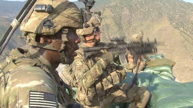 Afghanistan prepares for U.S. exit