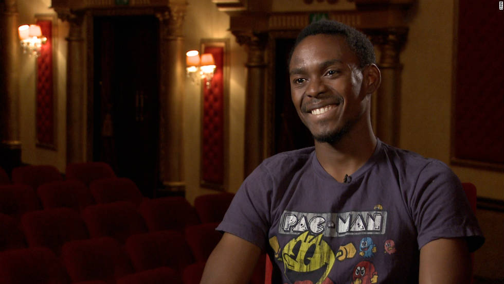 Andile Ndlovu is one of South Africa's most promising ballet dancers. After starring in productions of the Nutcracker and Don Quixote at The South Africa National Ballet, he was awarded a place at the prestigious American dance company, The Washington Ballet.