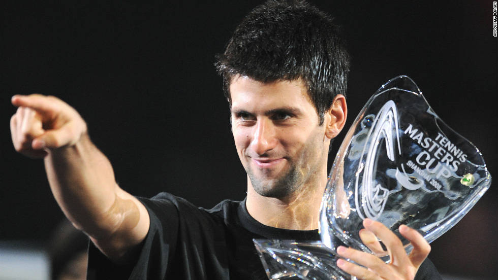 Current world No. 1 Novak Djokovic triumphed in the 2008 tournament in Shanghai, beating Nikolay Davydenko of Russia in the final.