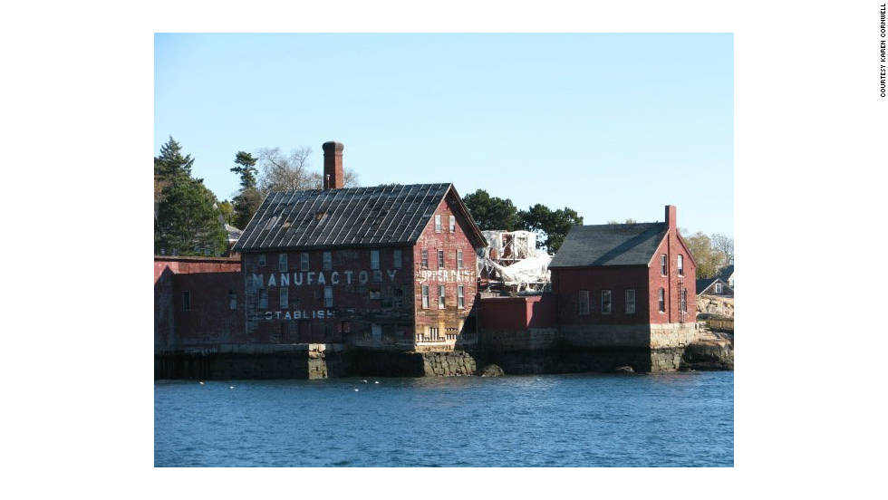 "Karen Cornwell snapped a shot of The Old Paint Factory in Gloucester Harbor. ""The relaxing atmosphere of the Atlantic Ocean in Massachusetts is totally different than it is in the South. In my dreams, I retire there!"""