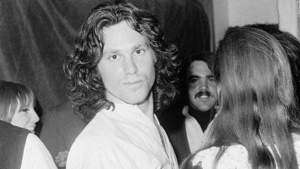 "<a href=""http://www.examiner.com/article/the-doors-record-the-doors"" target=""_blank"">According to reports,</a> Jim Morrison had to sleep at Venice Beach for a period until he found stardom with The Doors."