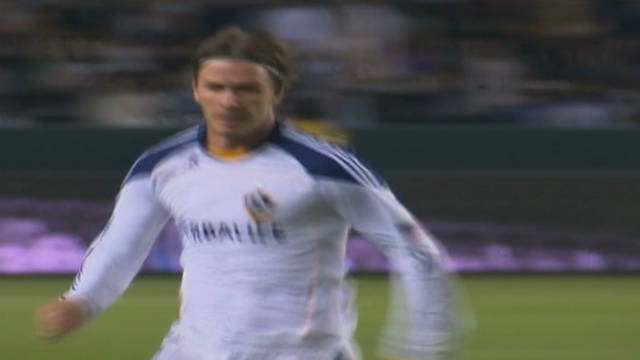 Beckham talks next move, MLS Cup