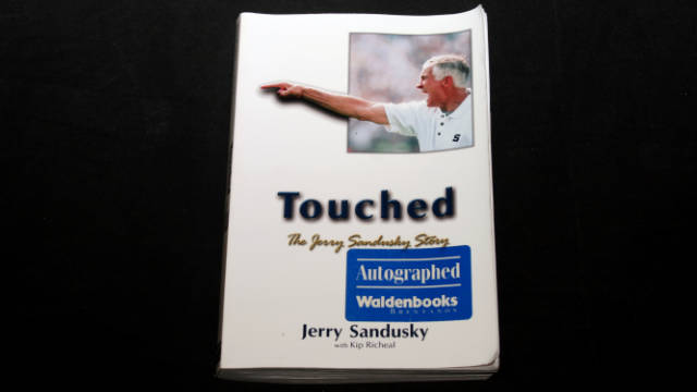 Jerry Sandusky's book Touched