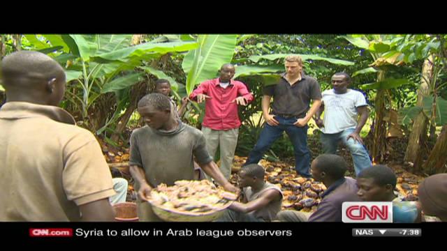 Ivory Coast reforming cocoa